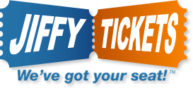 Jiffy Tickets - We've Got Your Seat!