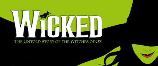 Wicked The Musical - Wicket Theater Tickets