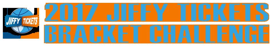 2017 Jiffy Tickets Bracket Challenge